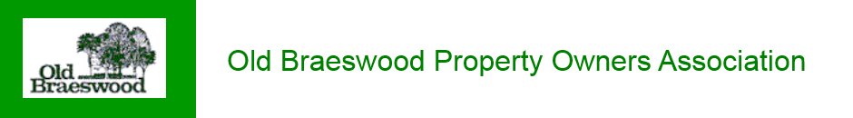 Old Braeswood Property Owners Association